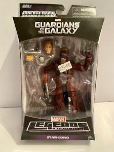 Marvel Legends Guardians Of The Galaxy Vol. 1 Star Lord Figure (No Baf Piece)