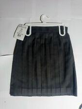 Becky Thatcher Girls Size 12 Gray Uniform Skirt
