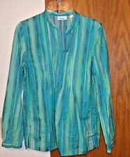 Liz & Co Women's Blouse Size Large