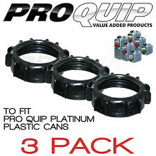 Pro Quip Platinum Jerry Can Screw Caps with Hole - 3 PACK