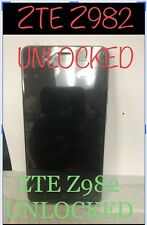 ZTE Blade Z Max Zmax Z982 Unlocked Fingerprint Reader 32GB AT&T T-Mobile Cricket