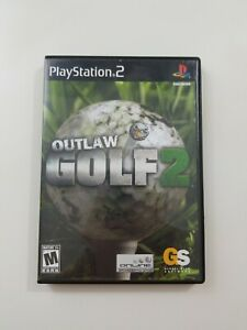 Outlaw Golf PS2 Game 2006 Global Star Software