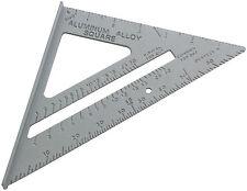 Aluminium Roofing Speed Square Level 6-Inch 150mm Ruler