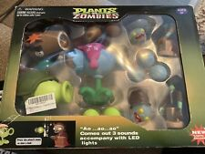 Plants Vs Zombies It's About Time New Toys