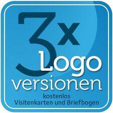 LOGO Design - FIRMENLOGO - 3x LOGO VERSIONEN - Unbegrenzte Korrekturen