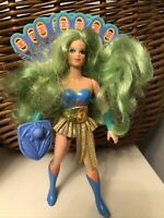 She-Ra Peekablue / Peek-a-blue Vintage Princess Of Power Figure MOTU / HeMan