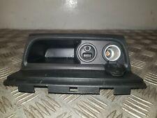 PEUGEOT 208 AUX USB INPUT POWER SOCKET 9674655277 ACTIVE 5DOOR 2013