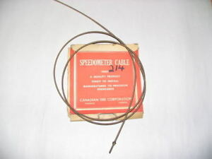 40-48 Ford Mercury Monarch Inner Speedometer Cable NORS 214