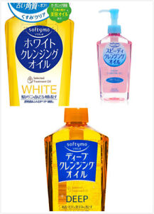 Kose Cosmeport Softymo 3 type Cleansing Oil Makeup Remover  From Japan