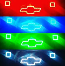 Led Color Changing  Bow Tie, Rgb, Silverado Halo Chevy Tahoe All Chevys w/remote