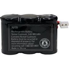Cordless Phone Battery  3.6-Volt 400 mAh Nicad Cordless Phone Battery 76155