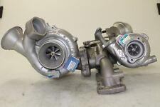 Bi-Turbolader Volvo XC60 2.4 D5 158 Kw # 10009880017 - ORIGINAL + DPF Prüfung