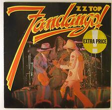 "12"" LP - ZZ Top - Fandango! - B1943 - washed & cleaned"