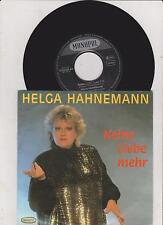 Helga Hahnemann - Keine Liebe mehr