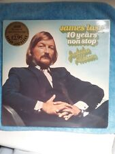 James Last ,10 Years Non Stop, Polydor 2660 111,NM,NM matrix #2437289-1V420-05