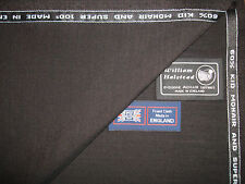 60%KID MOHAIR & 40%WOOL SUITING FABRIC MADE IN ENGLAND BY William Halstead–3.4 m