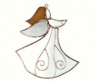 Stained Glass  -  ANGEL Sun Catcher -  GE223