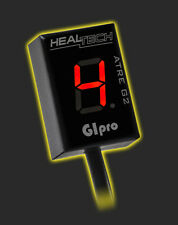 Healtech GIpro G2 A-TRE Gear Position Indicator TRIUMPH ALL MODELS / COLOURS