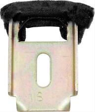 1988-1992 Camaro/Firebird Door Window Felt Stabilizer Bracket New OER 10198277
