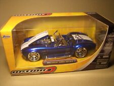 1/24  SHELBY  AC  COBRA  427  TUNING  JADA  DIE  CAST  1/24  NEW  IN  BOX