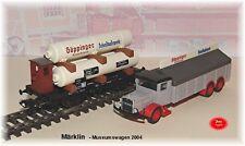 Märklin 48004 Museumswagen Set HO 2004 #NEU in OVP#