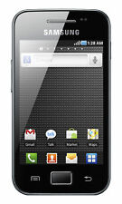 New Samsung Galaxy Ace GT-S5830 - Onyx Black (Unlocked) Smartphone