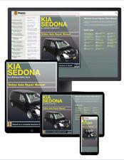 2006 Kia Sedona Haynes Online Repair Manual-14 Day Access