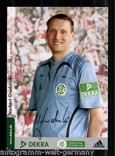Norbert Grudzinski DFB Schiedsrichter AK TOP Original Signiert +A50883