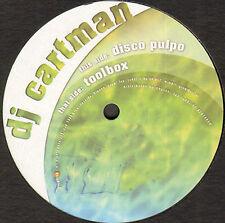 DJ CARTMAN - Toolbox / Disco Pulpo - Grow!