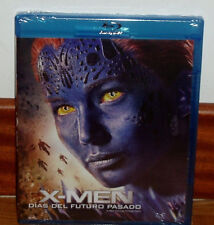 X-MEN-DIAS DEL FUTURO PASADO-X-MEN DAYS OF FUTURE PAST-BLU-RAY-NUEVO-NEW-SEALED