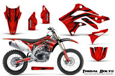KAWASAKI KXF450 KX450F 12-15 CREATORX GRAPHICS KIT DECALS TRIBAL BOLTS R