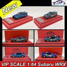 VIP SCALE 1:64 Subaru WRX VIP001 VIP002 VIP003 VIP004 VIP005 VIP006 P7 3# Model