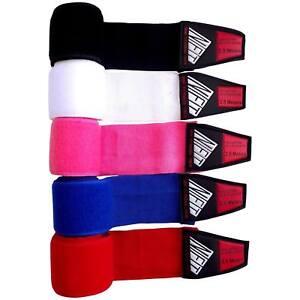 NFT 2.5M Hand Wraps MMA Boxing Inner Gloves Bandages Training Muay Thai Junior