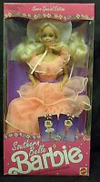 1991 Mattel Sears Special Edition Southern Belle Blonde Barbie Doll NRFB #2586