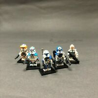 Star wars clone wars season 7 clone troopers minifigures lego fitting figure