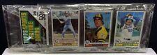 1979 Topps Unopened Factory Sealed Baseball Rack Pack (39 cards) Gary Carter