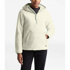 Nuevo Para mujeres The North Face campshire Top Coat Chaqueta Con Capucha Suéter Lana 2.0