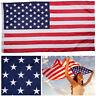 3'x 5' FT American Flag U.S.A U.S. United States Stripes Stars Brass Grommets JY