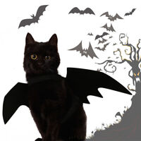 1 pc Pet Bat Wings for Dogs Cats Pet Funny Costume Bat Wings Halloween Costumes