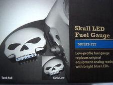 Harley Skull Willie G. OEM LED FUEL Gauge Softail Dyna Roadking Made in Germany