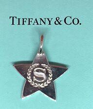 Tiffany & Co. Star Sheraton Sterling Silver .925 Pendant Charm