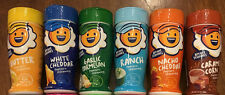 Lot of 6 Flavors KERNEL SEASON'S Movie HUGE Popcorn Seasoning Sampler