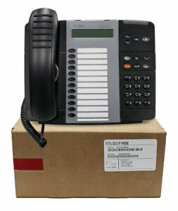 Mitel 5312 IP Phone (50005847) -Renewed 1 Year Warranty