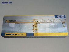 Potain MDT 178 Tower Crane TWH Collectible Model # 047 MIB **
