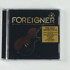 Foreigner With The 21st Century Symphony Orchestra & Chorus New Sealed CD