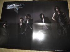 the GazettE PSC Visual-Kei POSTER  JapanLimited! ! SHOXX2012SEP