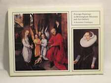 Foreign Paintings in Birmingham Museum and Art Gallery: A Summary Catalogue, , E