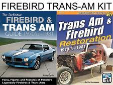The Definitive Firebird & Trans Am Kit