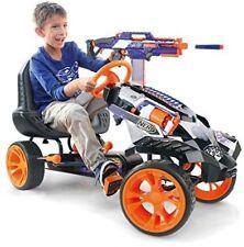nerf gun battle racer kids go karts ride pedal car gokarts peddling kart cars uk