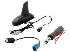 CT27UV50 Amplified Active Shark Fin Fakra/Din Car Radio Stereo Aerial Antenna